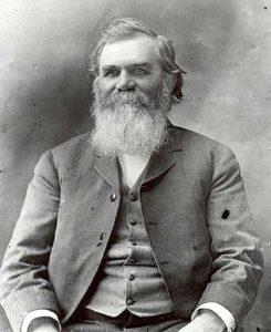 Daniel David Palmer, founder of chiropractic