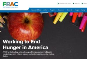 FRAC homepage