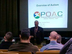 POAC training class